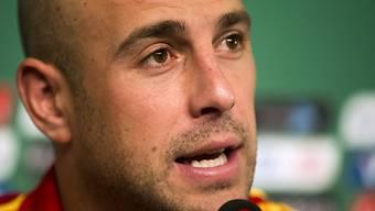 Pepe Reina steht vor einer Zukunft bei Bayern München