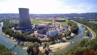 Das Kernkraftwerk Gösgen
