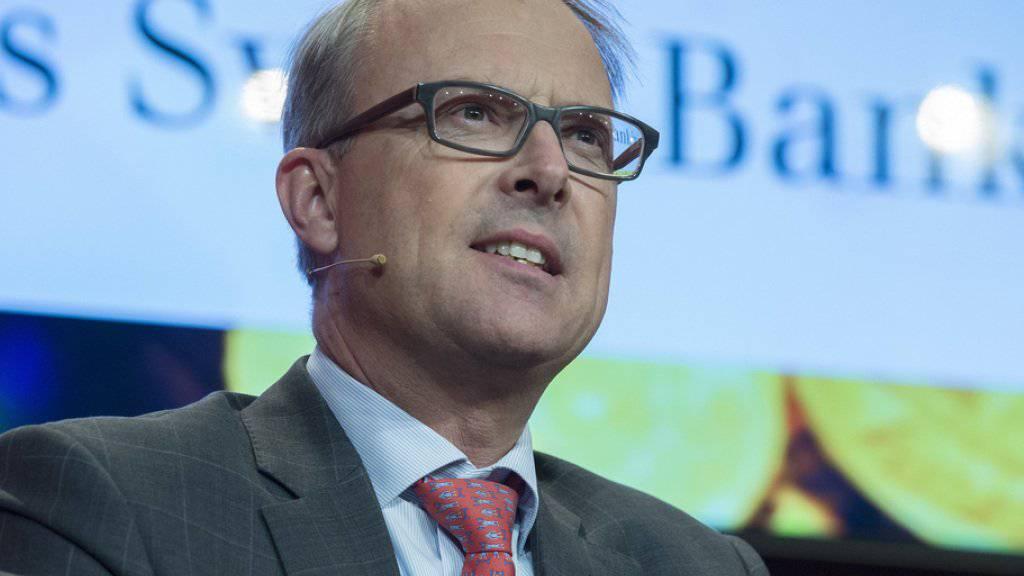 """VZ-Chef Matthias Reinhart: """"Die stetige Verbreiterung der Kundenbasis ist der Motor für das zukünftige Wachstum der VZ Gruppe."""" (Archiv)"""