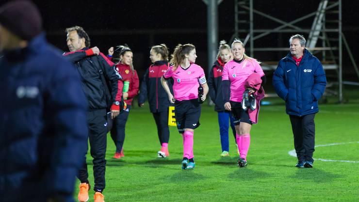 Für die FCA-Frauen bricht nun die entscheidende Phase der Saison an.