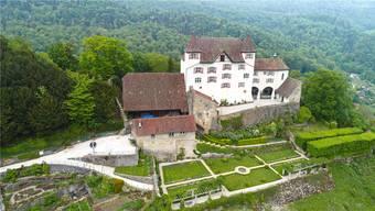 Auch dieses Jahr findet im Hof des Schloss Wartenfels (Bild) die feierliche Übergabe des Preises Pro Wartenfels statt - heuer bereits zum 20. Mal. BKO/Archiv