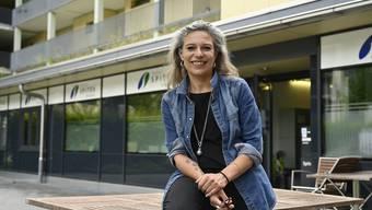 Cristina Pitschen, Geschäftsleiterin Spitex Grenchen.
