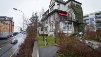 Laut GLP unterliegt das Haus «Bahnhofstrasse 22» der Ensembleschutzzone.