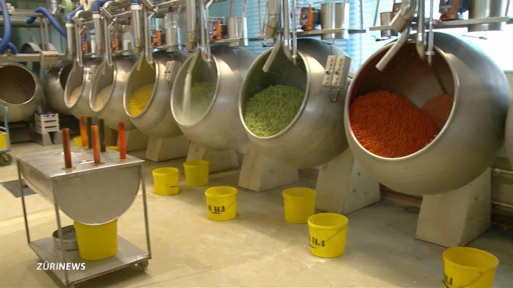 500 Tonnen Zuckereier für das Osterfest