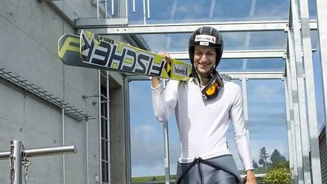 Gregor Deschwanden sprang in Japan auf Platz 8