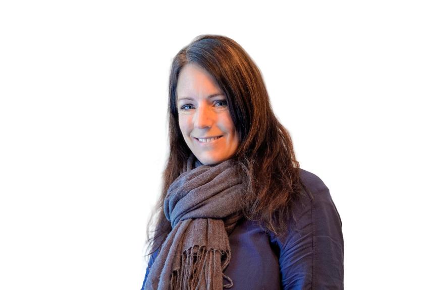 Andrea Schnellmann, seit über 20 Jahren die sympathische Stadion-Stimme des FC Luzern