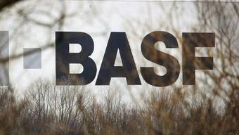 Streicht Stellen: Chemie-Weltmarktführer BASF (Archiv)