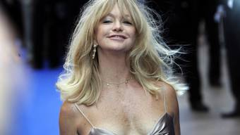 Goldie Hawn, die Auserwählte: Die US-Schauspielerin wird den Wiener Unternehmer Richard Lugner zum diesjährigen Opernball begleiten. (Archivbild)
