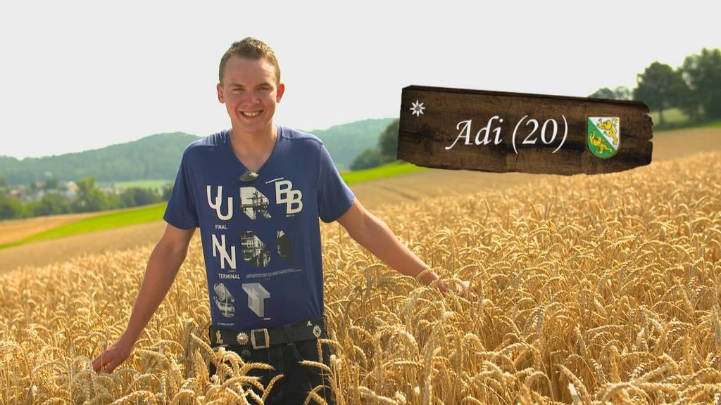 Bauer, ledig, sucht... ST16 - Portrait Adi 20 (TG)