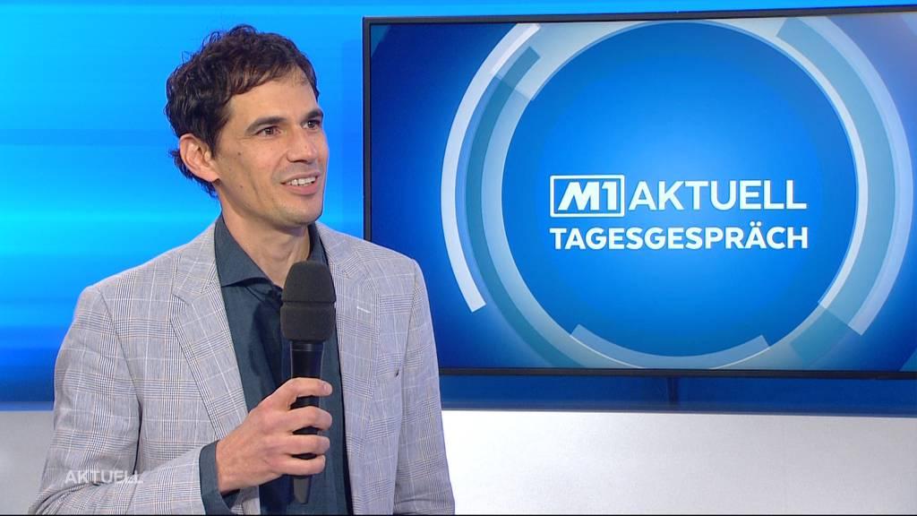 Benjamin Steiner über die Wahl in den Badener Stadtrat