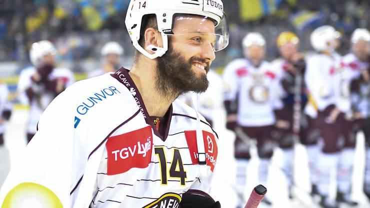 Juraj Simek wechselt in die Swiss League zu Kloten