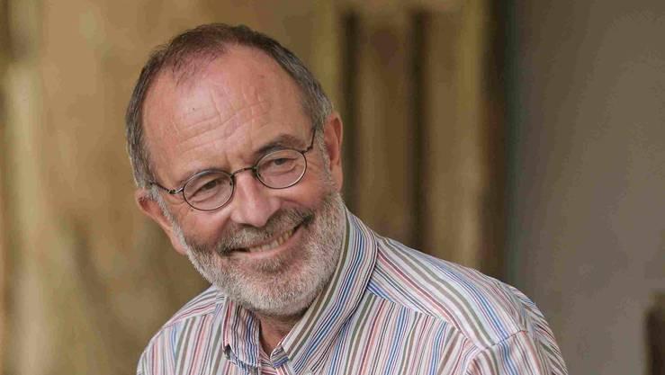 Ruedi Baumann (69), Biobauer, Traversères