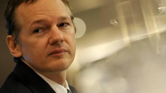 Julian Assange und sein Wikileaks versetzt die US-Regierung in Aufruhr (Archiv)