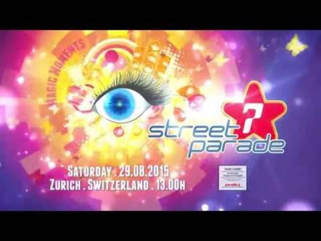 Street Parade 2015 - der offizielle Trailer