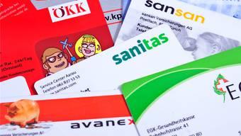 Für die ordentliche Prämienverbilligung stehen rund 53 Millionen Franken zur Verfügung. (Symbolbild)