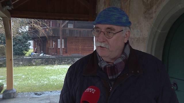 Nachzug SVP-Knatsch: Rüegsegger nimmt Stellung
