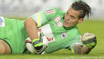 Steht vor der Rückkehr ins Tor des FC Aarau: Steven Deana