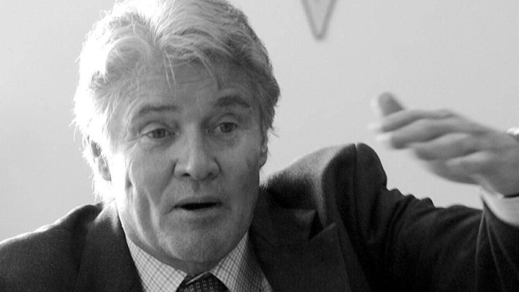 Friedel Rausch im März 2004. Am Samstag ist der Luzerner Meistertrainer im Alter von 77 Jahren gestorben