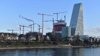 Roche bereut den Bau des zweiten Bürohochhauses in Basel nicht. Der Platz wird trotz mehr Homeoffice gebraucht, wie Chef Severin Schwan sagt.