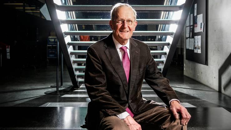 Joseph Deiss, ehemaliger Bundesrat. Er führte die Schweiz 2002 in die Uno.