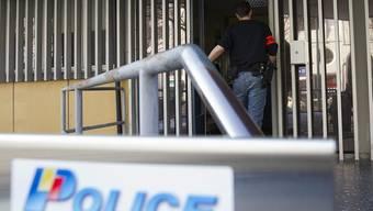 Die Polizei in Genf hat das portugiesische Paar überführt (Symbolbild)
