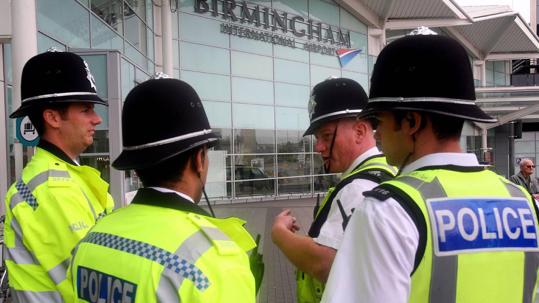 Die Zusammenarbeit zwischen Britischen und Schweizer Polizeibehörden soll auch nach dem Brexit weiter bestehen. (Symbolbild)