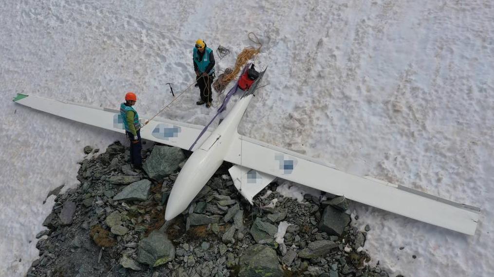 Doppel-Flugzeugabsturz bei Bivio: Flugzeuge sind zusammengekracht