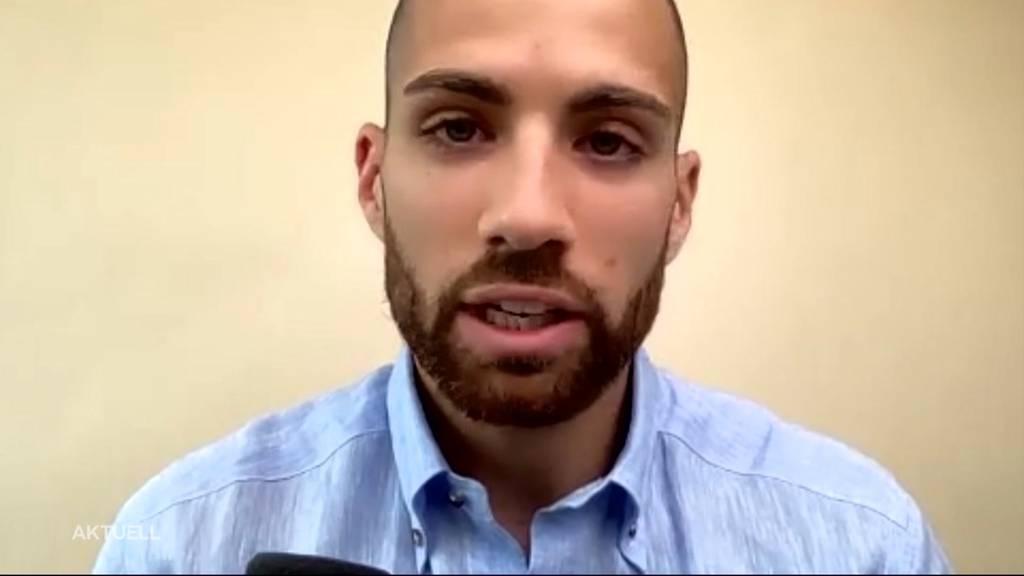 «Ich war zu 100 % überzeugt, nichts Falsches zu tun» Kariem Hussein äussert sich zu Doping-Affäre