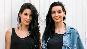 Maud und Judith Pouzin, Inhaberinnen der veganen Boutique Manifeste 011.