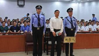Ex-Parteifunktionär Bo Xilai wurde wegen Amtsmissbrauch verurteilt