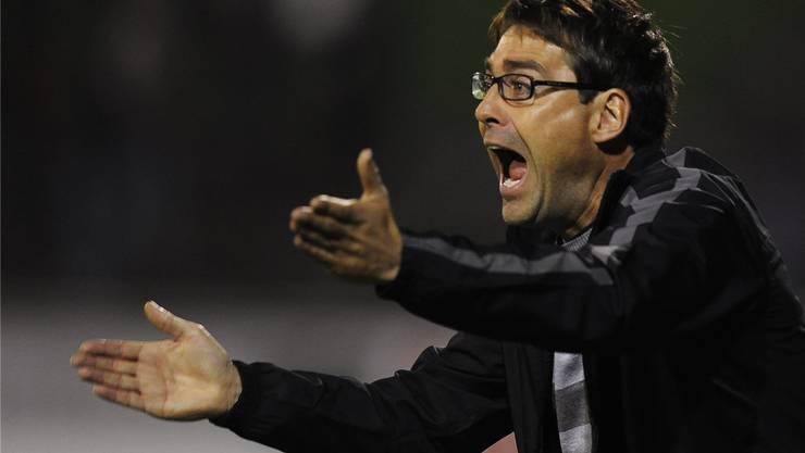 Momentan steht und fällt der FC Aarau mit René Weiler.