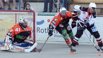 Zofingen und Rothrist: Keine andere Sportart im Bezirk hat so massive Einschränkungen bei den Betriebszeiten der Anlagen wie die Inlinehockeyaner der beiden Vereine.mwy