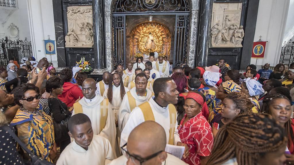 Auf einen Eintritt kommen zwanzig Austritte aus der Kirche