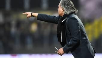 Luganos Trainer Maurizio Jacobacci erhält vor der Schliessung des Transfer-Fensters eine Last-Minute-Verstärkung