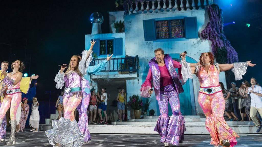 «Mamma Mia» an den Thunerseespielen