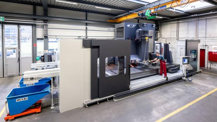Die Gretzenbacher Firma Meag AG hat eine Grossinvestition getätigt.