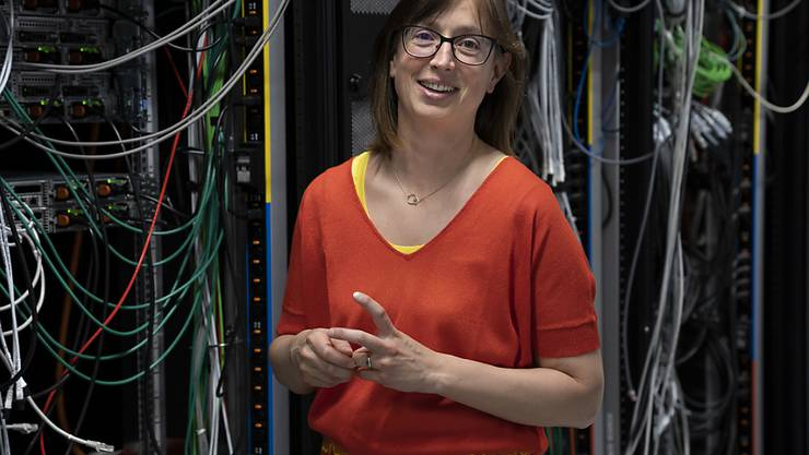 Die Astronomin Anne Verhamme erhält den diesjährigen Marie Heim-Vögtlin-Preis des Nationalfonds.