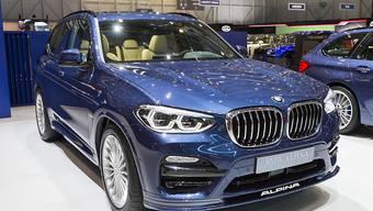 BWK gibt die chinesischen Strafzölle auf Autos aus den USA via Preiserhöhung weiter. (Archivbild)