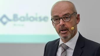 Bâloise-Chef Gert De Winter kann einen Gewinnsprung im ersten Halbjahr verkünden. (Archiv)