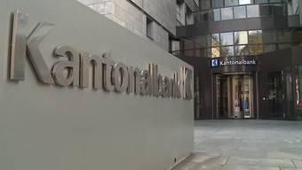 Die Aargauische Kantonalbank hat ein gutes Geschäftsjahr hinter sich.