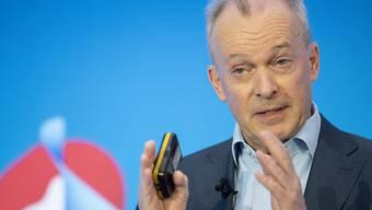 Da freuen sich seine Angestellten: Für die Untergebenen von Swisscom-Boss Urs Schaeppi gibt es ab April mehr Lohn.