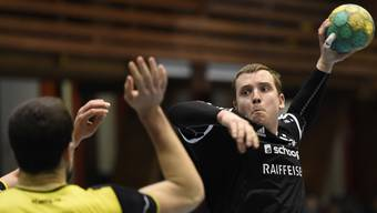 Der STV Baden gewinnt gegen Steffisburg und belegt damit weiterhin Platz 2. (Archiv)