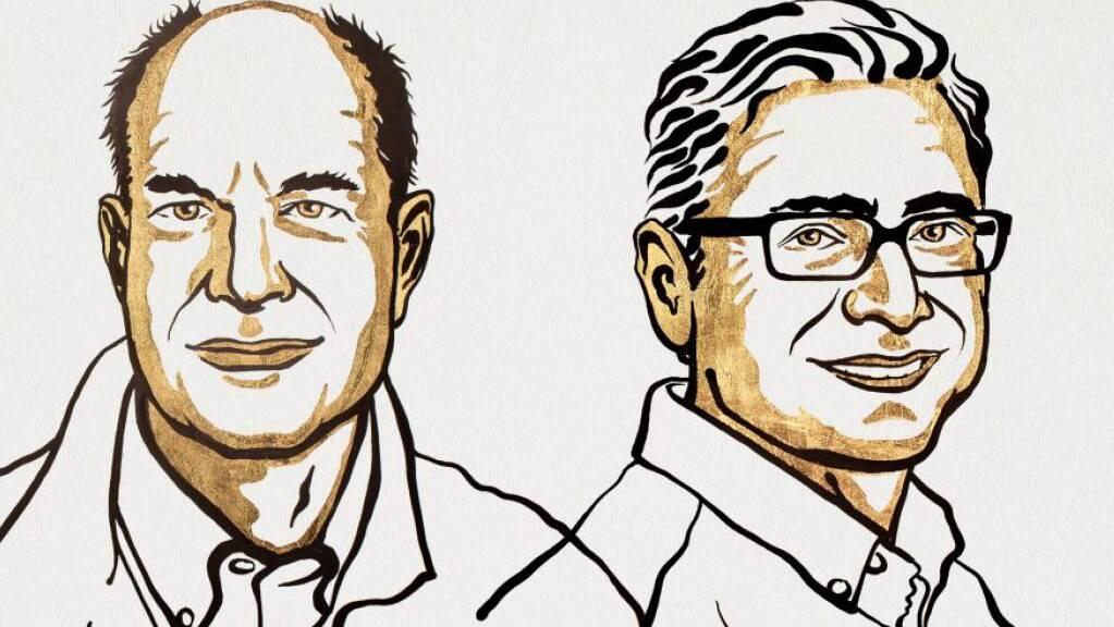David Julius und Ardem Patapoutian sind die diesjährigen Medizin-Nobelpreisträger.
