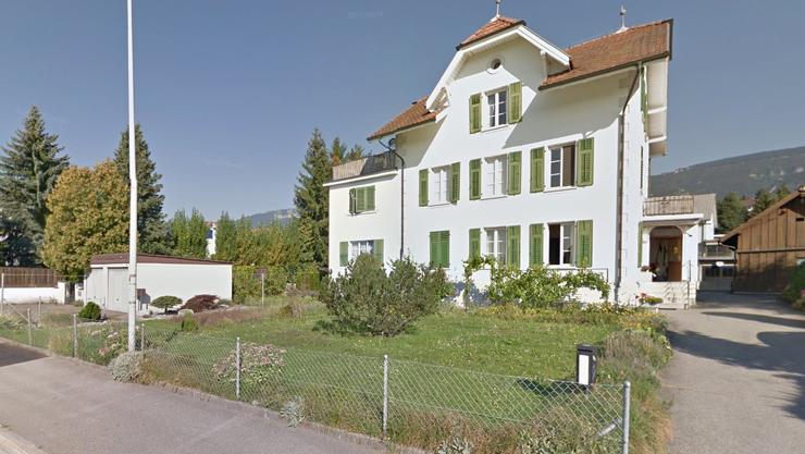 Laut dem Bürgerpräsident von Bellach eignen sich die Liegenschaften (Bild: Kaselfeldstrasse 6) für ein Projekt «Wohnen im Alter».