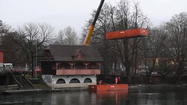 Sanierung Holzbrücke Olten