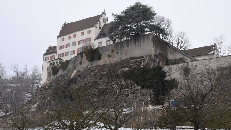 Die Stiftung etuna besitzt neben dem Schloss Kasteln auch den unmittelbar dahinter liegenden Bauernhof Kasteln, der verpachtet ist. mhu