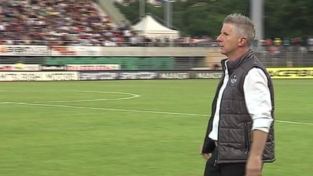 Livio Bordoli ist neuer FCA-Trainer