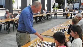 Schach-Benefizanlass Dietikon