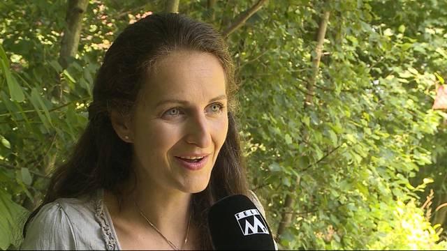 Nancy Holten steigt in Bundespolitik