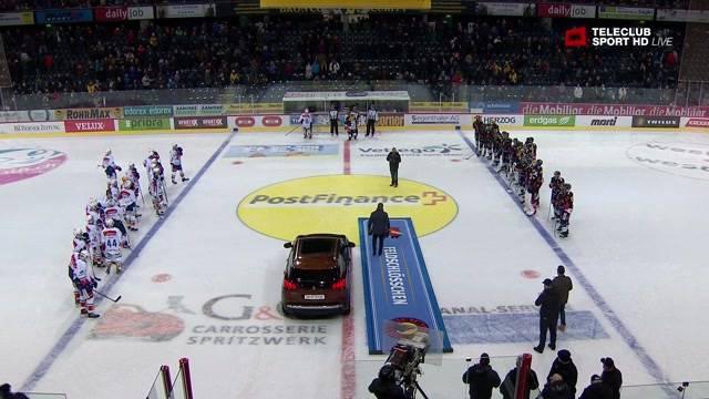 ZSC gewinnt Spitzenspiel in Bern